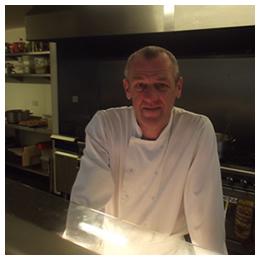 Chef Adrian Smith